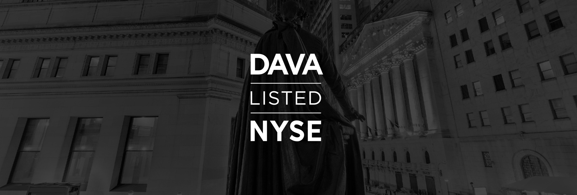 DAVA Listed NYSE
